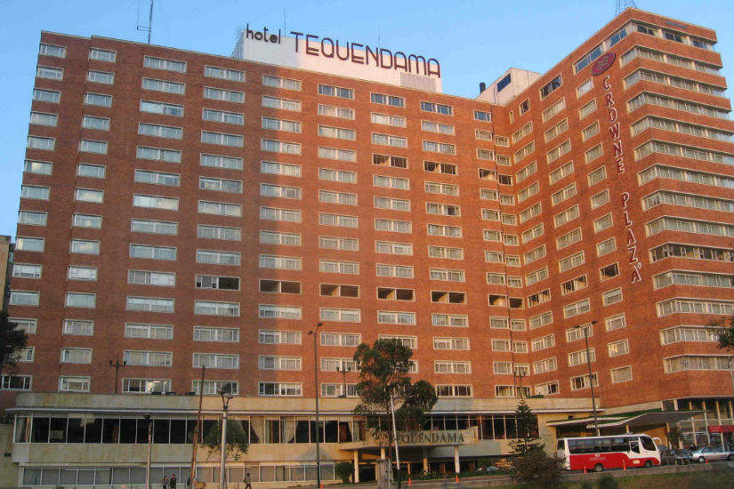 Hotel Tequendama Foto:Wikimedia Commons