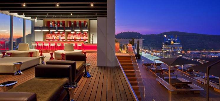 Terraza Red2one