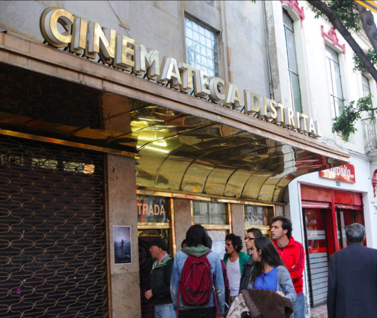 Foto: Cinemateca Distrital - (Facebook oficial)